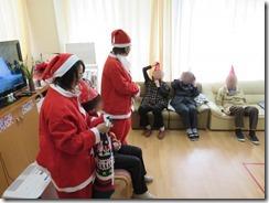 H30年12月25日クリスマス会 033